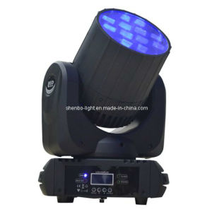 12PCS 10W LED Wash Moving Head Light Beam Light