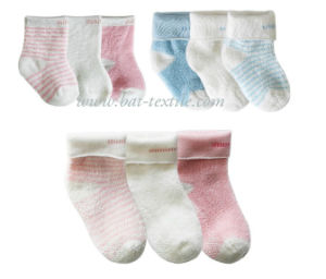 Baby Cotton Socks pictures & photos