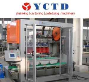 Automatic Case Packing Machine for Beverage (YCTD-YCZX-30K) pictures & photos