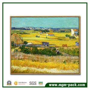 Wholesale Handmade Impressionist Harvest Painting pictures & photos
