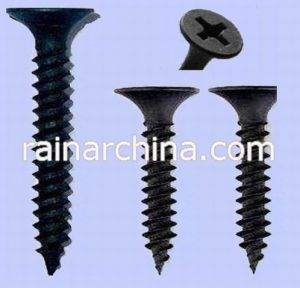 Phillips Drive Grey Phosphated Drywall Screw and Self Tapping Screws