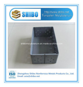 Factory Direct Supply High Purity 99.95% Molybdenum Boat with High Quality pictures & photos