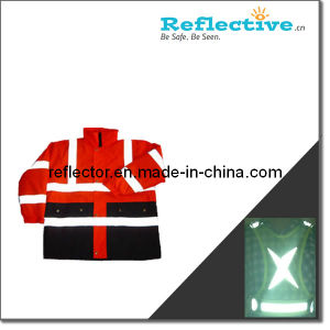 Reflective Road Safety Jackets En13356 (YLJ01) pictures & photos