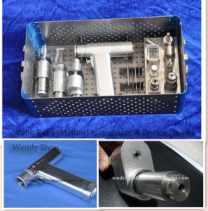 Nm-100 Electric Orthopedic Multifunctional Drill and Saw with 7 Attachment pictures & photos