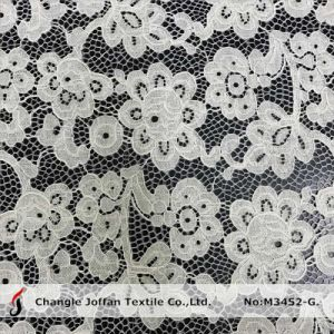 Scallop Cord Lace for Wedding Dresses (M3452-G) pictures & photos