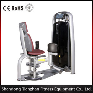 Tz-6014 Gym Thigh Equipment Pin Loaded Machine pictures & photos