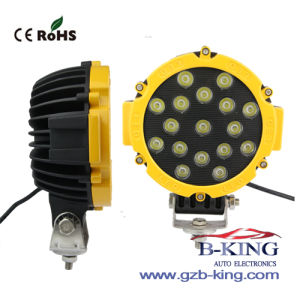 IP67 10-30V 51W 3740lm 17PCS*3 CREE LED Work Light pictures & photos