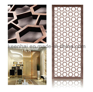 Interior Decorative Stainless Steel Room Partition pictures & photos