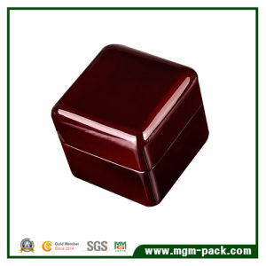 High Glossy LED Wooden Jewellery Box pictures & photos