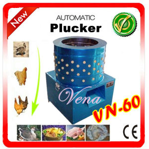 2014 Special Price for Cheap Automatic Electric Chicken Cleaning Machine (VN-60) pictures & photos
