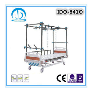 Manual Medical Orthopedic Traction Bed pictures & photos