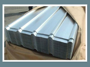 Corrugated Steel Sheet Roofing Sheet for Building Material pictures & photos