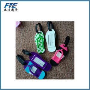 Customed Promotion Wholesaled Travel Luggage Tag pictures & photos