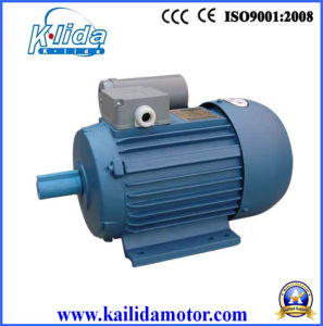 Totally Enclosed Fan-Cooled Small Tools Single Phase Motor pictures & photos