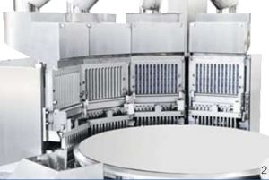 Automatic Capsule Filling Machine Cfm-6800/7500 pictures & photos