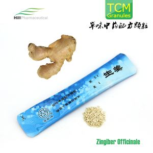 Zingiber Officinale Granules pictures & photos