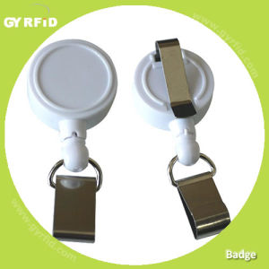 ID Badge Retractable, Delegate Badges pictures & photos