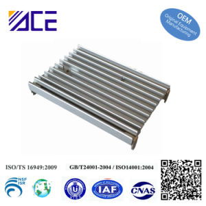 Custom Aluminum Extruded Heat Sink pictures & photos