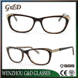 New Model Popular Acetate Spectacle Optical Frame Eyeglass Eyewear pictures & photos