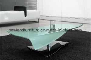 Living Room Glass Furniture of Coffee Table (TB-S110) pictures & photos