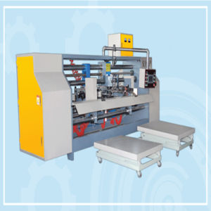 High Speed Double Servo Control Double Chip Nail Box Machine pictures & photos