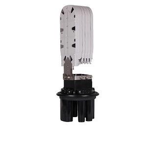 Dome Type Optical Fiber Closure Enclosure Fiber Optic Enclosure for Optical Cable pictures & photos