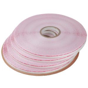 Beautiful Printing HDPE Bag Sealing Tape pictures & photos