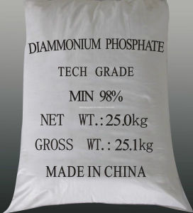 DAP 18-46-0 Diammonium Phosphate for Fertilizer pictures & photos