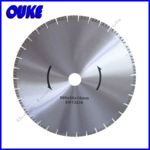 Laser Welded Turbo Segmented Diamond Saw Blade pictures & photos
