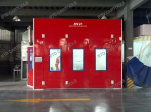 Garage Spray Booth for Sale pictures & photos