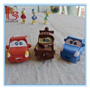 Wholesale Customized Resin Handicraft Mini Cartoon Car Model pictures & photos