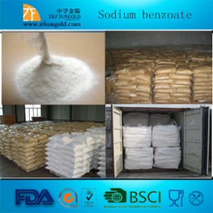 Sodium Benzoate Powder-Top Sell Food Grade Preservatives pictures & photos