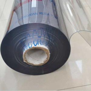 Colored Transparent PVC Flexible Plastic Sheet pictures & photos
