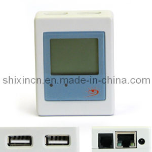 3G IP Video Server with Mini Size LCD Display Screen pictures & photos