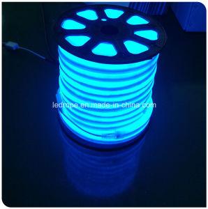 110V Blue 50meters Flexible LED Neon Rope