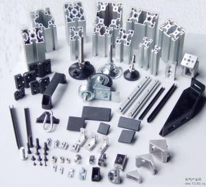 1515 Series T Slot Aluminum Profile for 3D Printer Kossel pictures & photos