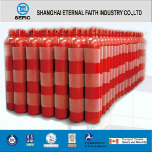 Seamless Steel High Pressure CO2 Gas Cylinder pictures & photos