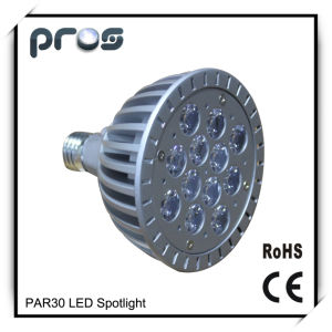 Aluminum Die Casting LED Spotlight PAR38 E27 pictures & photos