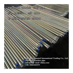 High Precision Seamless Steel Pipe Cold Drawn pictures & photos