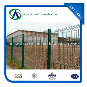Eco Welded Wire Mesh Fencing pictures & photos