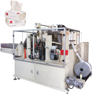 Napkin Paper Packaging Machine for Handkerchief Tissue Making Machine pictures & photos