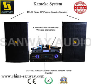 Sanway PA Karaoke System pictures & photos