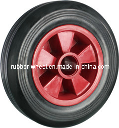 "8"" Rubber Wheel for Barrow"