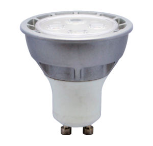 LED Power Spotlight GU10-4X1w 2835SMD 4W 300lm AC175~265V pictures & photos
