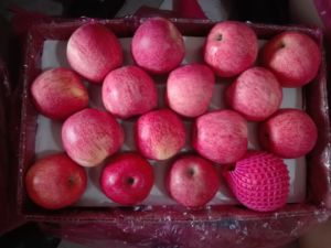 Offering Best Quality Qinguan Apple to India 20kg pictures & photos