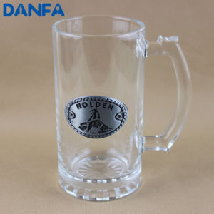 16oz Pewter Emblem Beer Stein / Tankard / Beer Mug (BM021) pictures & photos