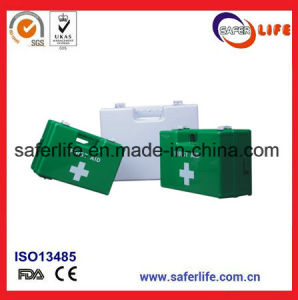 New Dust Proof Empty Wall Mounted Bulk First Aid Box First Aid Case ABS First Aid Box pictures & photos
