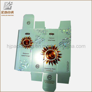 Folded Paper Toothpaste Box Printing Manufacturer in China pictures & photos