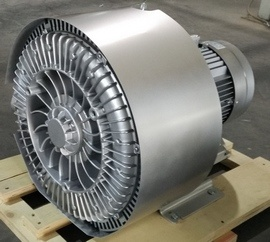 7.5kw OEM Side Channel Air Blower for Fabric Cutter pictures & photos