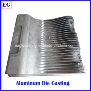 LED Lighting Heatsink Cover A380 Aluminum Die Casting pictures & photos
